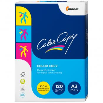 mondi Farblaser-/Farbkopierpapier ColorCopy in A3, 120 g/m², Pack à 250 Blatt