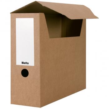 Biella Archivschachteln, braun, Pack à 50 Stück