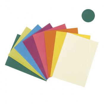 Tischsets tannengrün, 1-lagig, 30 x 40 cm, 70 g/m², Karton à 2'000 Stück