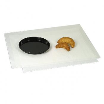 Backtrennpapier weiss, 33 x 53 cm, Karton à 10 kg