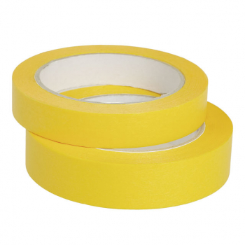 Malerabdeckbänder Washi Tape orange, 19 mm x 50 m, 12 Rollen