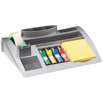 Post- it Tisch-Organizer silber
