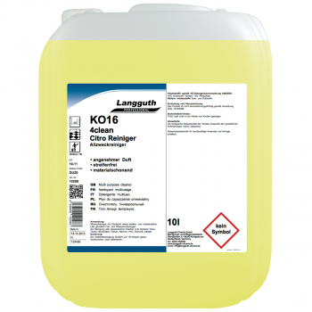 Allzweckreiniger Citro KO16, Kanister mit 10 Liter