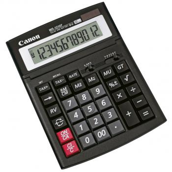12-stelliger Canon Tischrechner WS-1210T