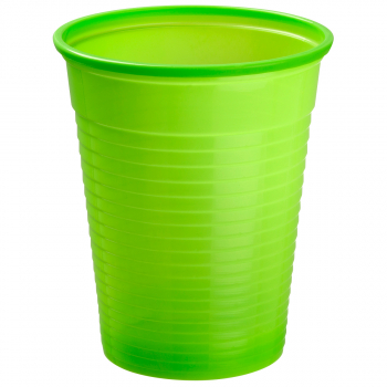 Mundspülbecher für max. 180 ml fresh green, Pack à 50 Stück