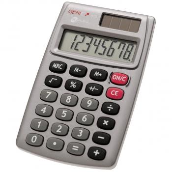 8-stelliger GENIE Taschenrechner 510