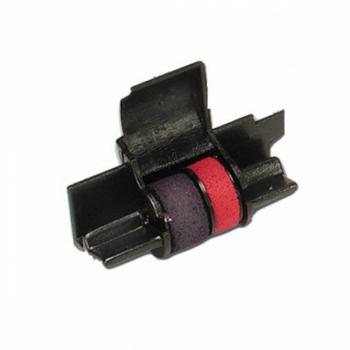 Rouleau encreur de rechange IR 40 T noir/rouge