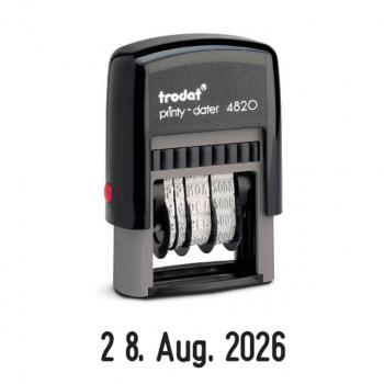 trodat Printy 4820 deutsche Version