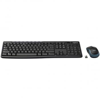 Logitech Wireless Desktop MK270