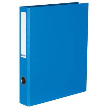 Biella Zeigebuch Dinor-Quatro mit 4 cm Rückenbreite, blau