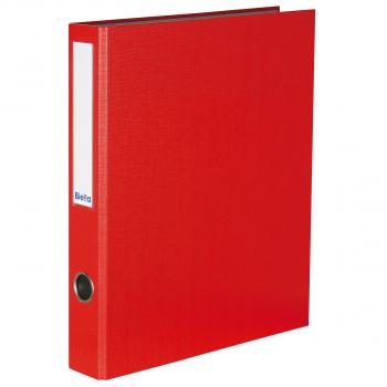 Biella Zeigebuch Dinor-Quatro mit 4 cm Rückenbreite, rot