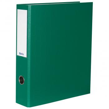 Biella Zeigebuch Dinor-Quatro mit 7 cm Rückenbreite, grün