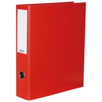 Biella Zeigebuch Dinor-Quatro mit 7 cm Rückenbreite, rot