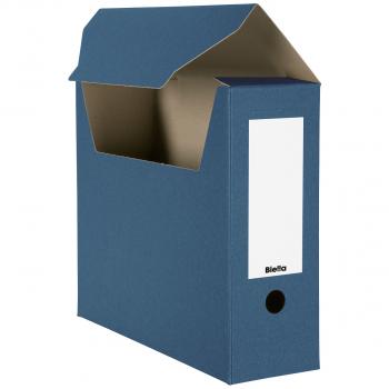 Biella Archivschachteln, blau, Pack à 10 Stück