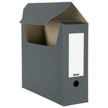 Biella Archivschachteln, grau, Pack à 10 Stück