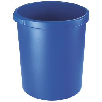 Han Papierkorb 30 Liter, blau
