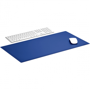 Hansa Schreibunterlagen ComputerPad, 65 x 34 cm, blau