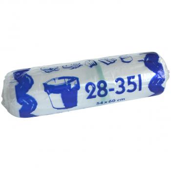Sachets poubelle 28 - 35 litres, rouleau de 30 pièces