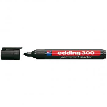 edding Permanent Marker 300 schwarz