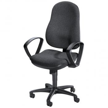 Bürodrehstuhl Comfort, anthrazit