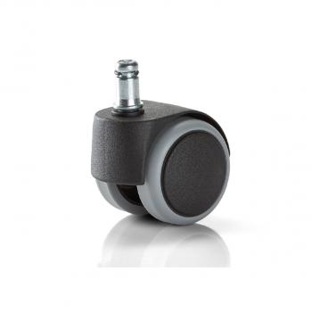 5 Hartbodenrollen - passend für Kosmo, Comfort, Comfort NET, Comfort R & Comfort R Deluxe