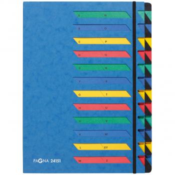 Pagna Deskorganizer Classic A - Z, 24-teilig