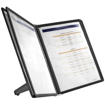 Durable Sichttafelsystem SHERPA® SOHO 5