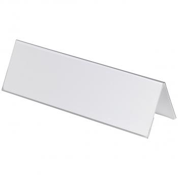 Durable Tischnamensschild/Dachaufsteller 29.7 x 10.5 cm