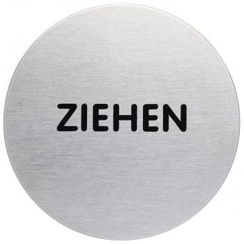Durable Piktogramm Ziehen, Durchmesser 6.5 cm