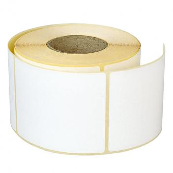 Thermoetiketten für Waagen, Rolle à 670 Etiketten