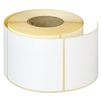 Thermoetiketten für Waagen, Rolle à 580 Etiketten
