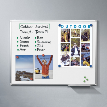 Legamaster Whiteboard Premium Plus 90 x 120 cm