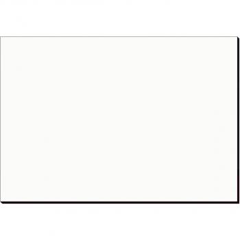 sigel Papier-Schreibunterlage mit 30 Blatt, 59.5 x 41.0 cm, weiss