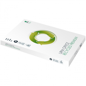 UPM Recyclingpapier OFFICE RECYCLED PREMIUM in A3, 80 g/m², Pack à 500 Blatt
