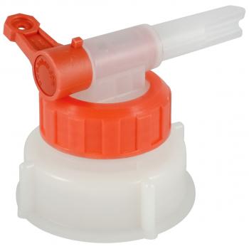 Kanisterhähne für 5 und 10 Liter Kanister / STERIPRO & STERIMAT