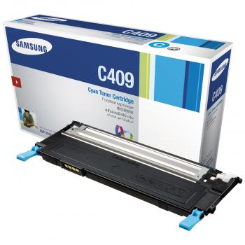 Samsung Toner-Kartusche Kartonage cyan (CLT-C4092S, C4092)