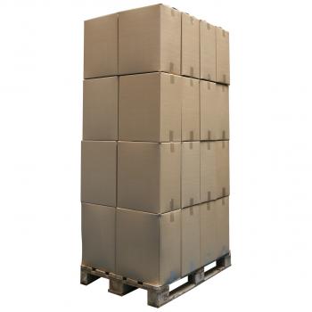 76'800 Papierhandtücher 3-lagig, hochweiss, C-Falzung