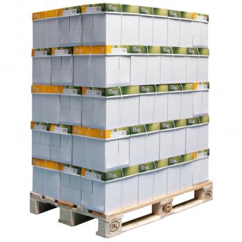 300 Pack UPM Kopierpapier/Universalpapier NEW FUTURE LASER in A4, 80 g/m², Pack à 500 Blatt