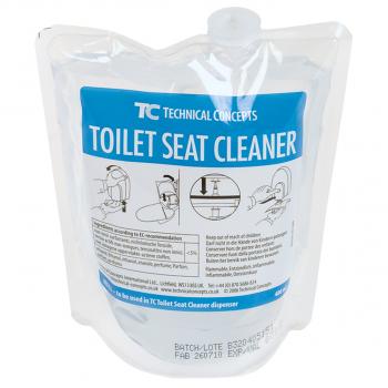 Füllung für WC-Sitzreiniger
