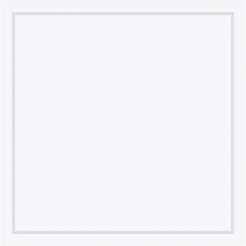 Deckchen/Untersetzer UNI weiss, 9-lagig, eckig, 9.5 x 9.5 cm