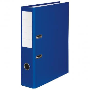 Color-Ordner mit 7 cm Rückenbreite, dunkelblau