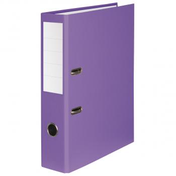 Color-Ordner mit 7 cm Rückenbreite, violett