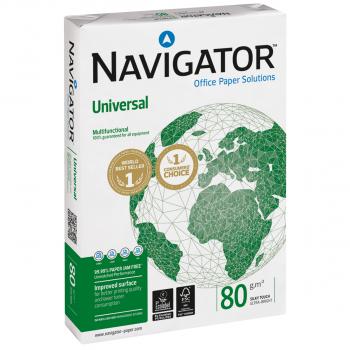 NAVIGATOR Kopierpapier/Universalpapier Universal in A3, 80 g/m², Pack à 500 Blatt