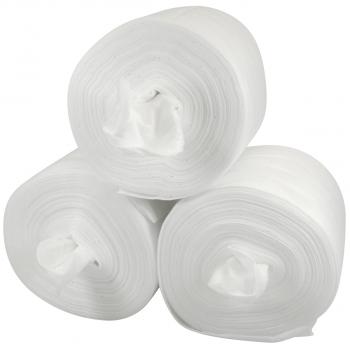 STERIDry Wipes - Vliestuch-Rollen, 25 x 25 cm, 70 Tücher pro Rolle, Karton à 3 Rollen