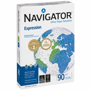 NAVIGATOR Kopierpapier/Universalpapier Expression in A3, 90 g/m², Pack à 500 Blatt