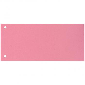 Trennstreifen 10.5 cm x 23.5 cm, rosa, Pack à 100 Stück