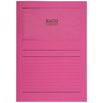 ELCO Ordo Classico mit Linien, fuchsia, Pack à 100 Stück