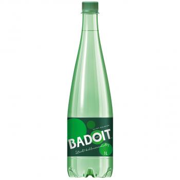 Badoit Mineralwasser, leicht kohlensäurehaltig, 6 x 100 cl