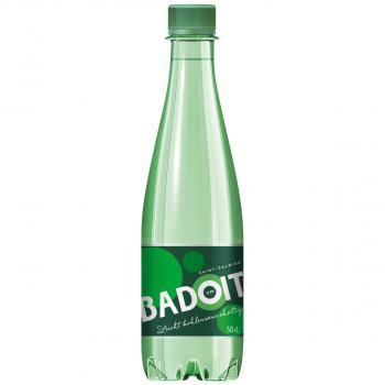 Badoit Mineralwasser, leicht kohlensäurehaltig, 6 x 50 cl