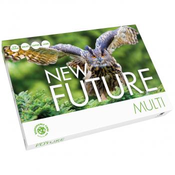 UPM Kopierpapier/Universalpapier NEW FUTURE MULTI in A3, 80 g/m², Pack à 500 Blatt
